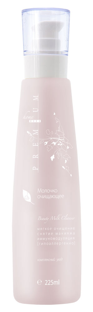 PREMIUM Молочко очищающее / Homework 225мл