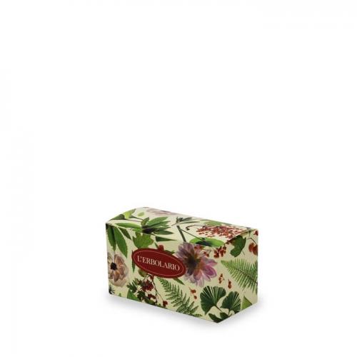LERBOLARIO Коробка Листья и цветы miniОсобые аксессуары<br>Подарочная коробка, размер mini<br>