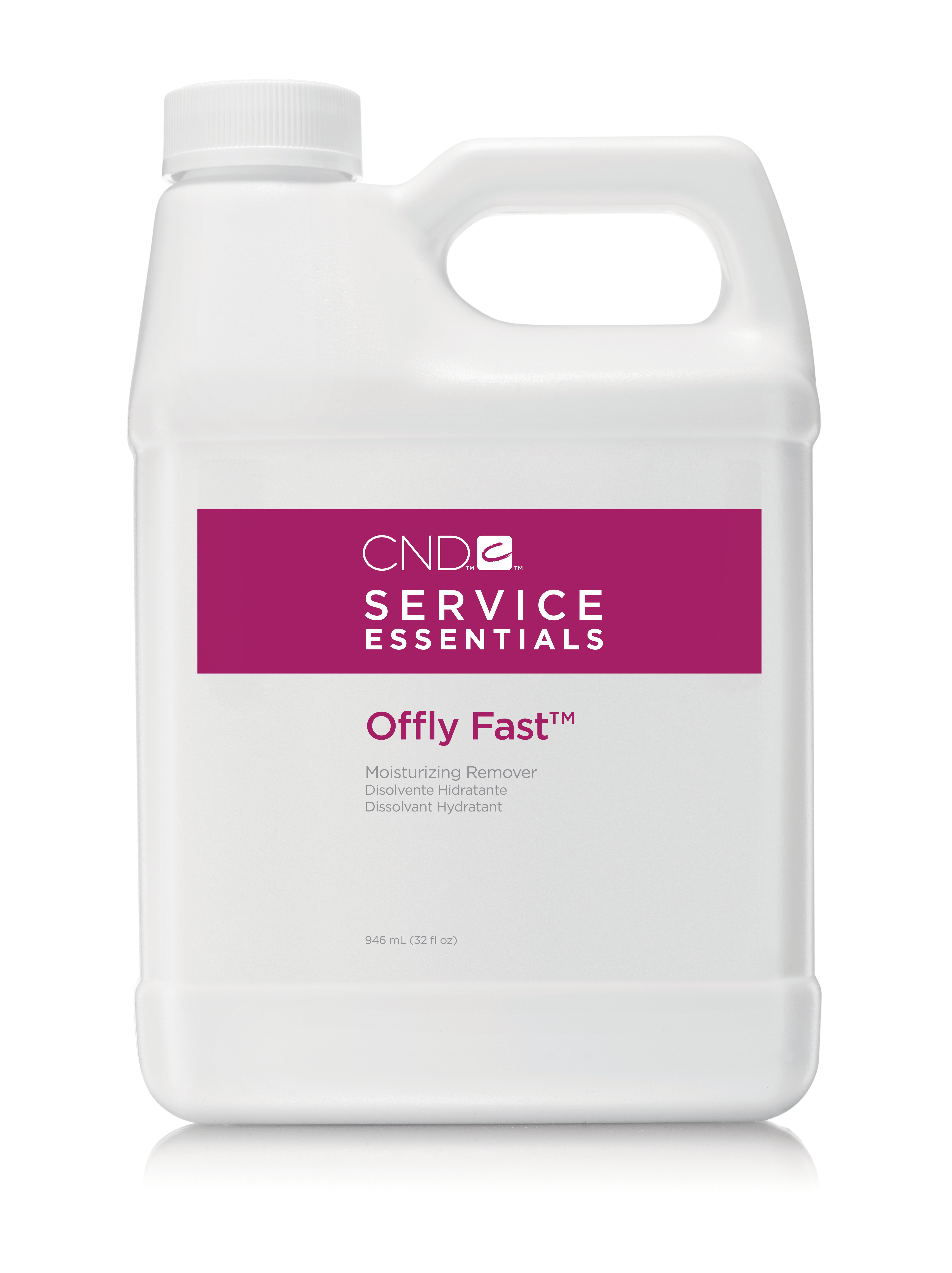 CND Сушка-спрей для лака / Solar Speed Spray 946 мл