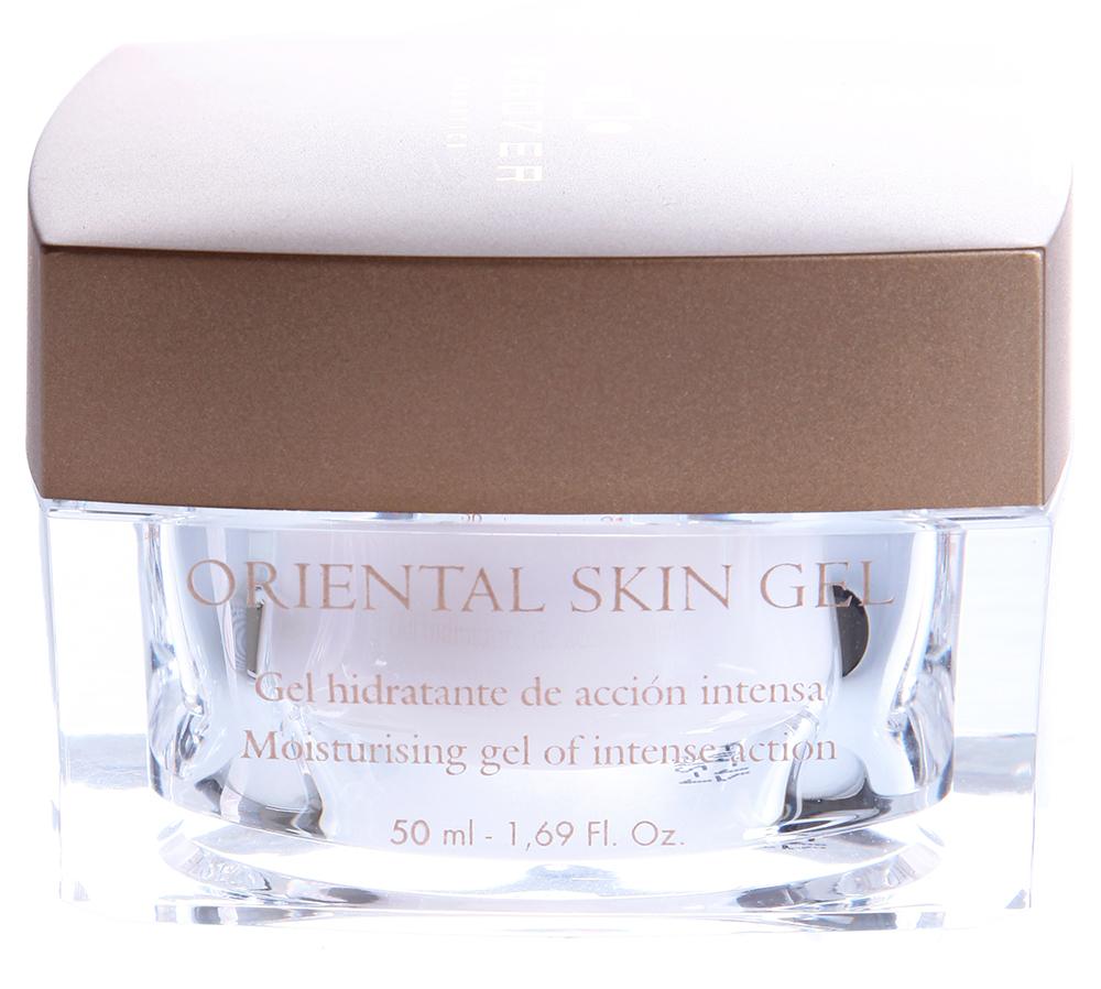 TEGOR Крем-гель Роскошная кожа / Gel ORIENTAL SKIN 50млКремы<br>Обладает эффективным антиоксидантным, реэпиталицирующим действием. Гармонизирует секреторные функции кожи, восстанавливает защитную мантию. Устраняет видимый рисунок кожи при куперозе. Придает коже однородную окраску. Наполняет кожу энергией и приобретет естественно-матовый оттенок.&amp;nbsp; Активный состав: Молочная кислота, нектар тыквы, императа циллиндрическая, хитин, коллаген, гиалуроновая кислота. Применение: Наносить крем на кожу легкими похлопывающими движениями.<br><br>Тип: Крем-гель<br>Объем: 50<br>Назначение: Купероз