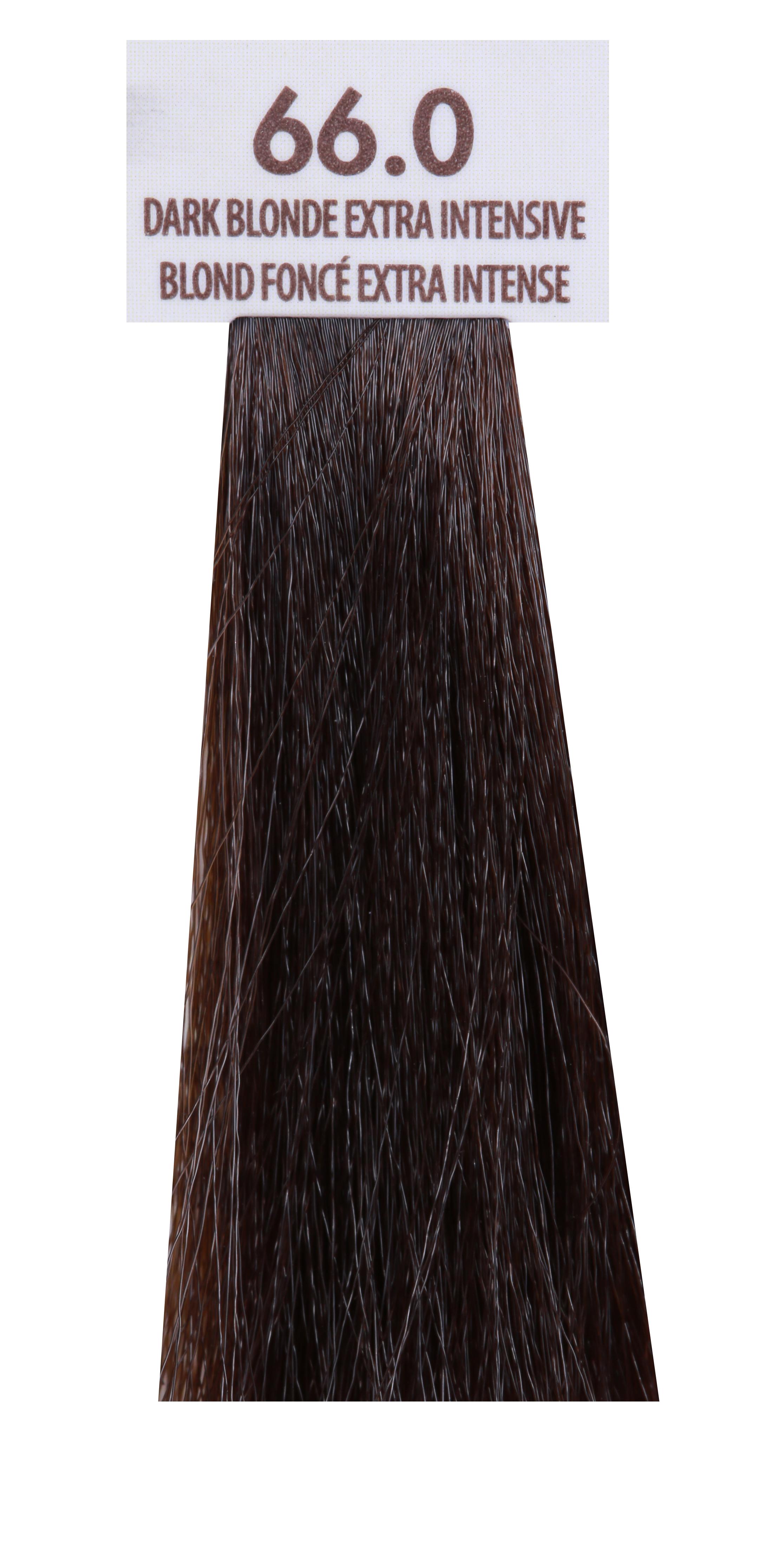 MACADAMIA NATURAL OIL 66.0 краска для волос, темный экстра яркий блондин / MACADAMIA COLORS 100 мл фото