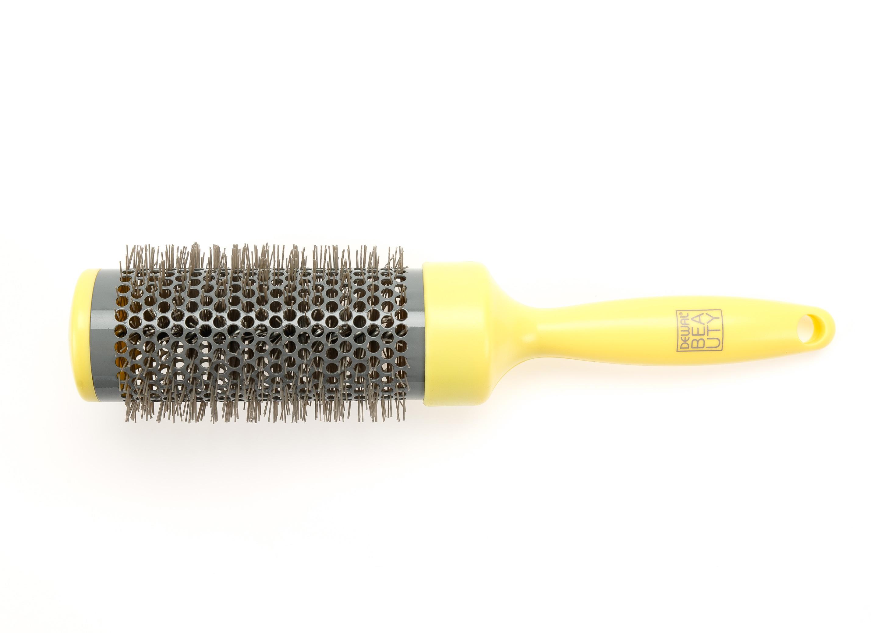 Купить DEWAL BEAUTY Термобрашинг Лимонный пудинг с керамическим покрытием d 55 / 65 мм