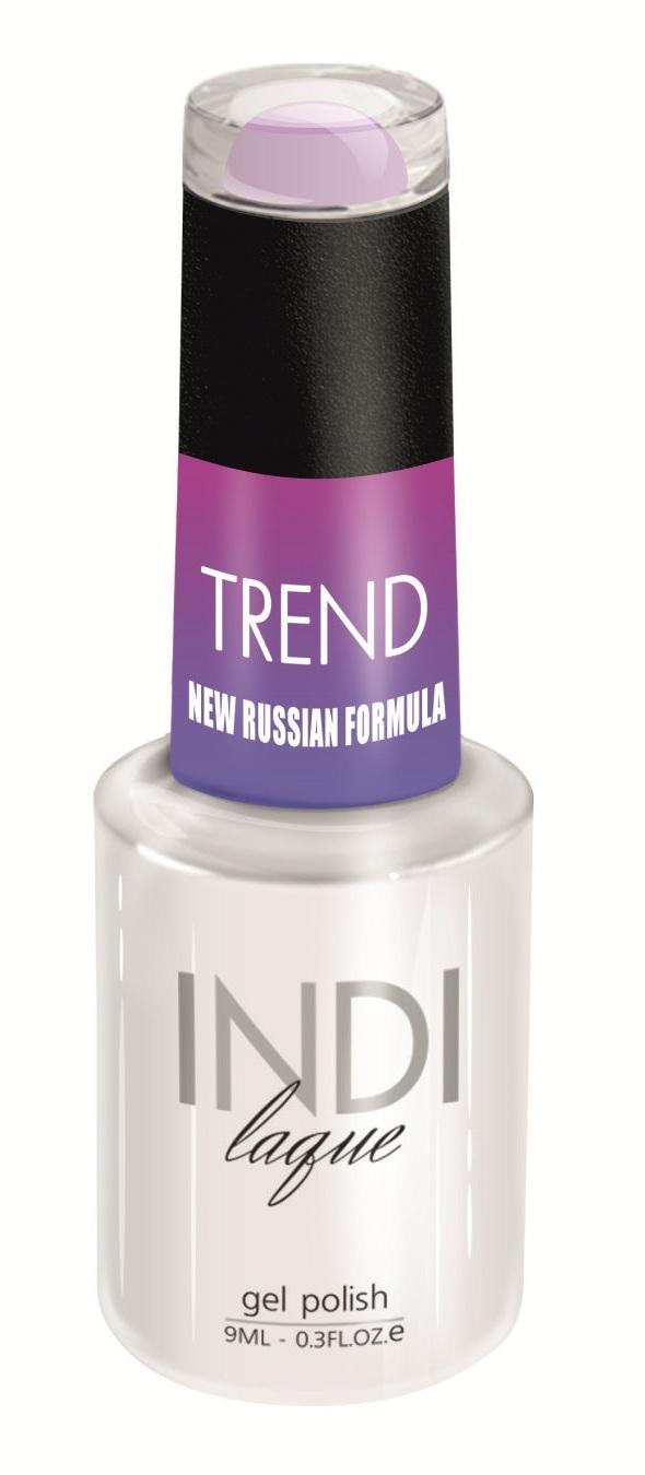 Купить RuNail 5084 гель-лак для ногтей / INDI laque Trend 9 мл, Фиолетовые
