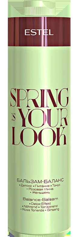 ESTEL PROFESSIONAL Бальзам-баланс для волос / Spring Is Your Look 1000 мл -  Бальзамы