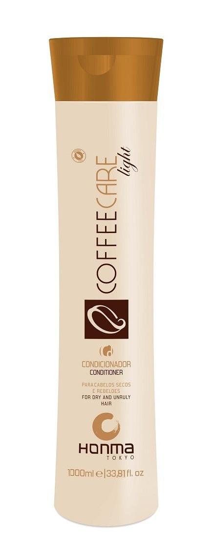 HONMA TOKYO Кондиционер питательный для ломких и непослушных волос / Coffee Care Light 1000 мл
