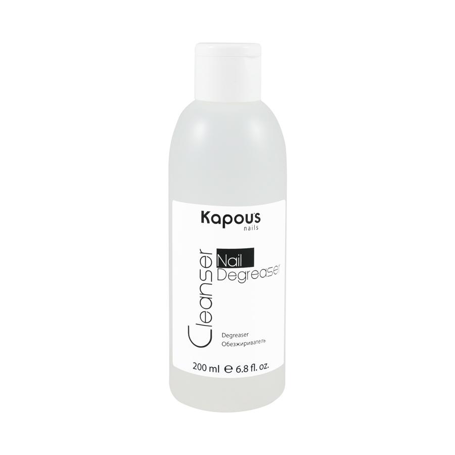 KAPOUS Обезжириватель для ногтей / Cleanser Nail Degreaser 200 мл