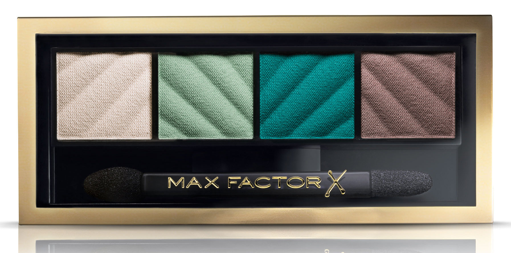 MAX FACTOR Тени для век и пудра для бровей 40 / Smokey Eye Matte Drama Kit hypnotic jade