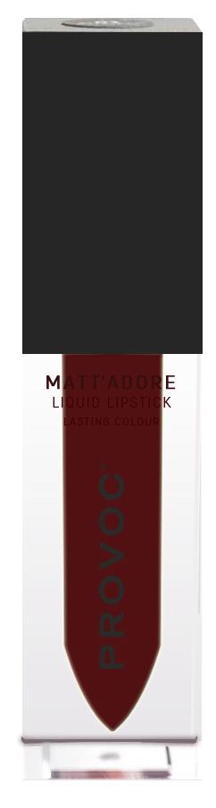 Купить PROVOC Помада жидкая матовая для губ 08 / MATTADORE Liquid Lipstick Transformer 5 г