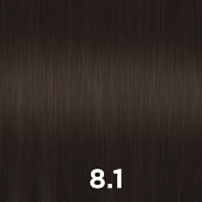 Купить CUTRIN 8.1 крем-краска для волос, светлый пепельный блондин / AURORA 60 мл