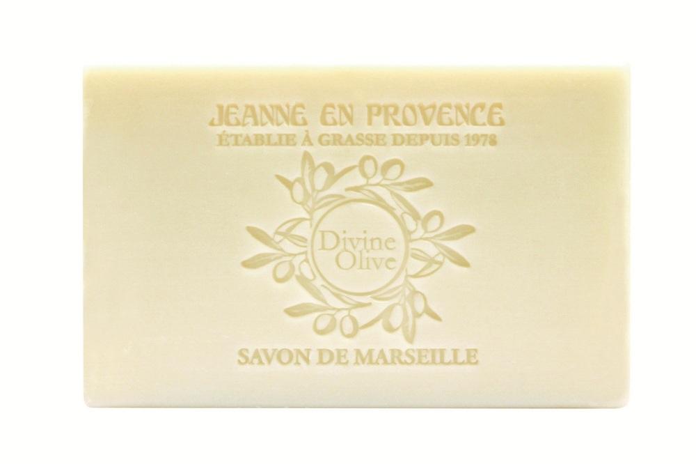 Купить JEANNE EN PROVENCE Мыло твердое Божественная олива 200 г