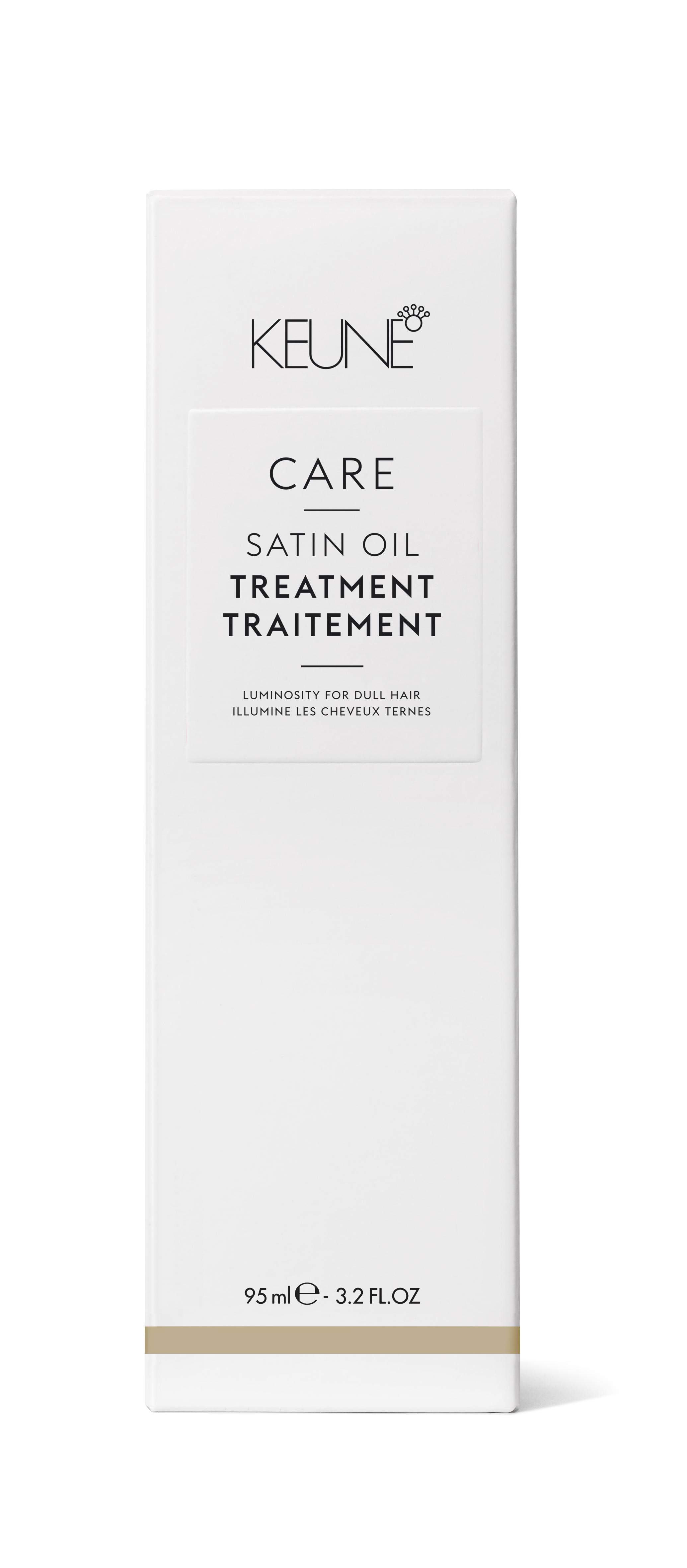 KEUNE Масло для волос Шелковый уход / CARE Satin Oil - Oil Treatment 95мл keune кондиционер восстановление keune repair conditioner