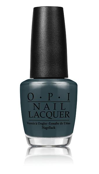 OPI Лак для ногтей CIA Color Is Awesome / Washington DC 15млЛаки<br>Темно-синий, плотный глянец<br><br>Цвет: Синие<br>Виды лака: Глянцевые
