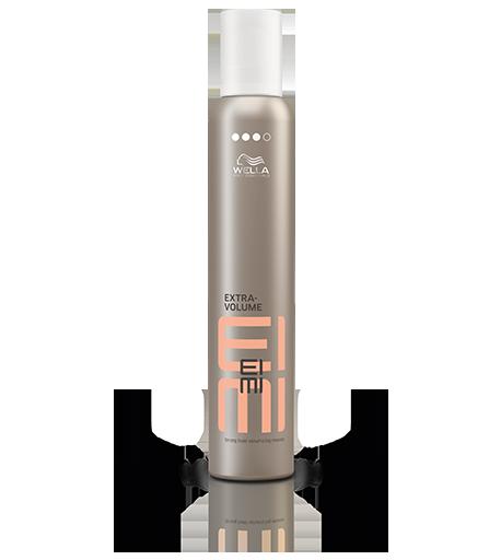 WELLA Пена сильной фиксации для укладки волос / EIMI 300млПенки<br>Идеальная форма укладки с восхитительным объемом надолго. Пена содержит защитные фильтры, которые предохраняют волосы от воздействия высоких температур во время укладки. Что нового: улучшенная формула для более устойчивой и воздушной фиксации. Объем надолго. Способ применения: тщательно встряхните флакон. Поверните вниз и выдавите пену. Нанесите на влажные волосы. Уложите волосы с помощью фена для создания великолепного объема.<br><br>Объем: 300 мл