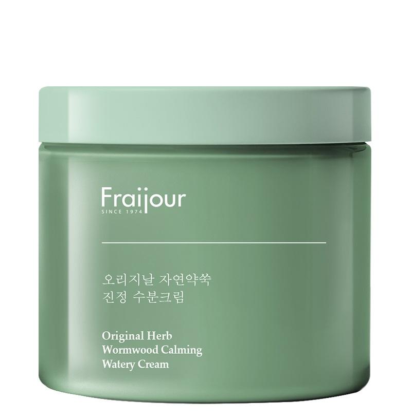 Купить EVAS Крем глубоко увлажняющий для лица / Fraijour Original Herb Wormwood Calming Watery Cream 100 мл