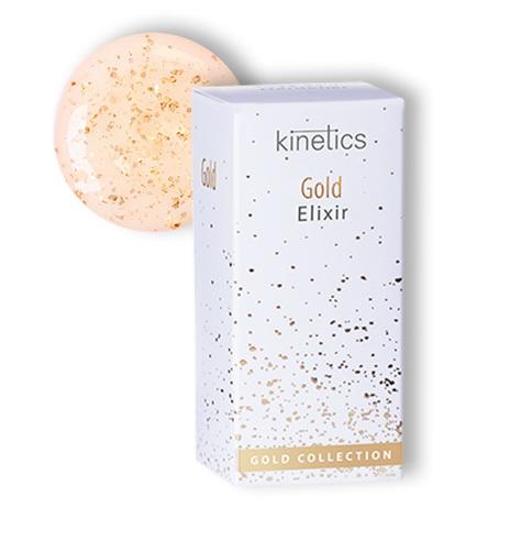 KINETICS Эликсир ультра-обогащенный (покрытие с золотыми частичками) / Gold Elixir 15мл