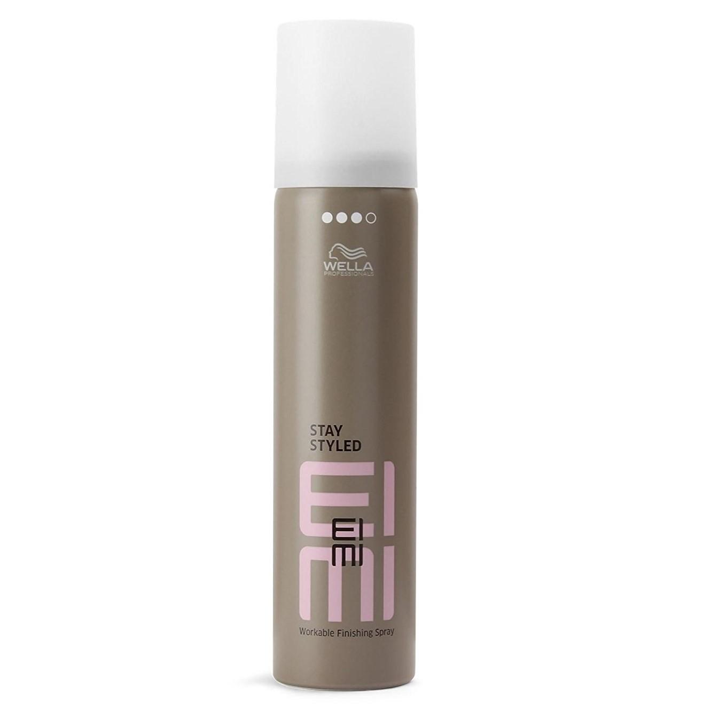 Купить WELLA PROFESSIONALS Лак сильной фиксации для волос / STAY STYLED EIMI 75 мл
