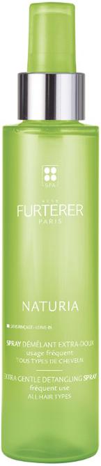 RENE FURTERER Спрей ультрамягкий для легкого расчесывания волос / Naturia 150мл