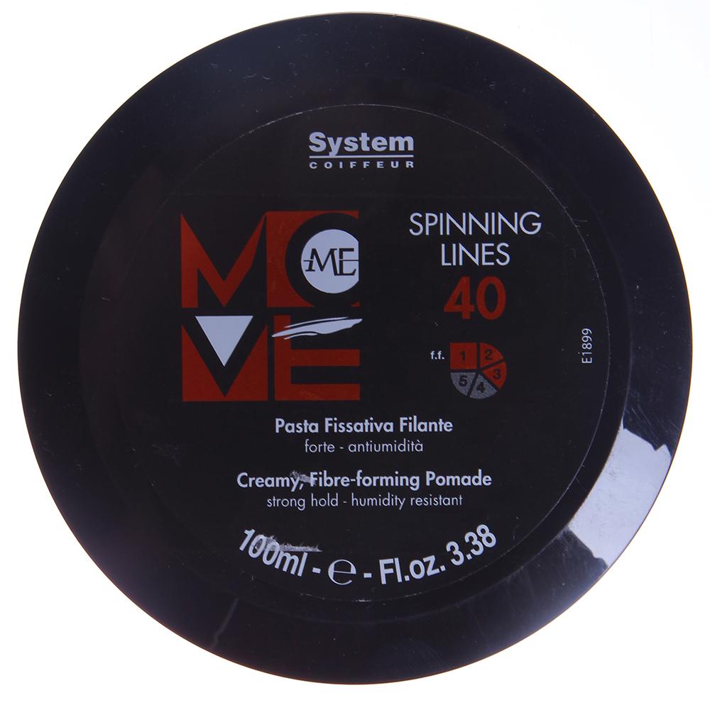 DIKSON Крем-гель нитевидный с УФ-фильтром / SPINNING LINES MOVE ME 100мл