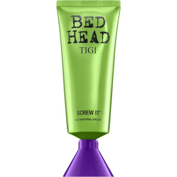 TIGI Масло-желе несмываемое дисциплинирующее для волос / BED HEAD SCREW IT, 100 мл