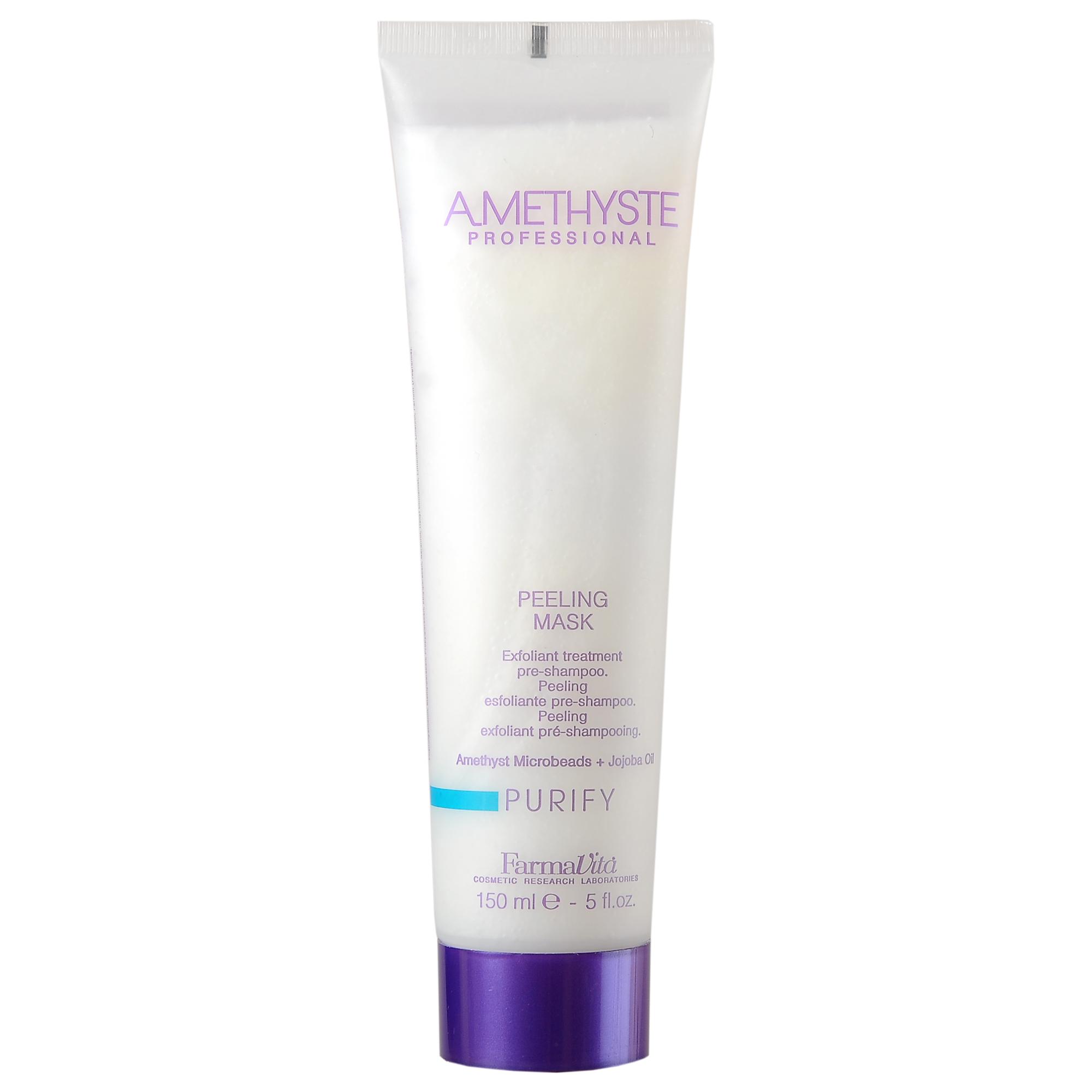 FARMAVITA Пилинг маска / Amethyste purify 150мл
