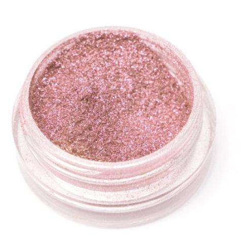 Купить TNL PROFESSIONAL Втирка металлическая для ногтей, ярко-розовая 1 г