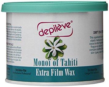DEPILEVE Воск пленочный, с маслом монои / EXTRA FILM 400 г от Галерея Косметики