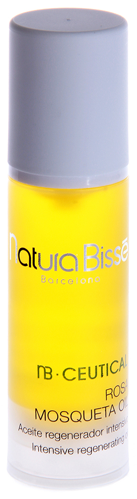 NATURA BISSE Масло розовое активное для сухой кожи / Rosa Mosqueta Oil NB CEUTICAL 30мл
