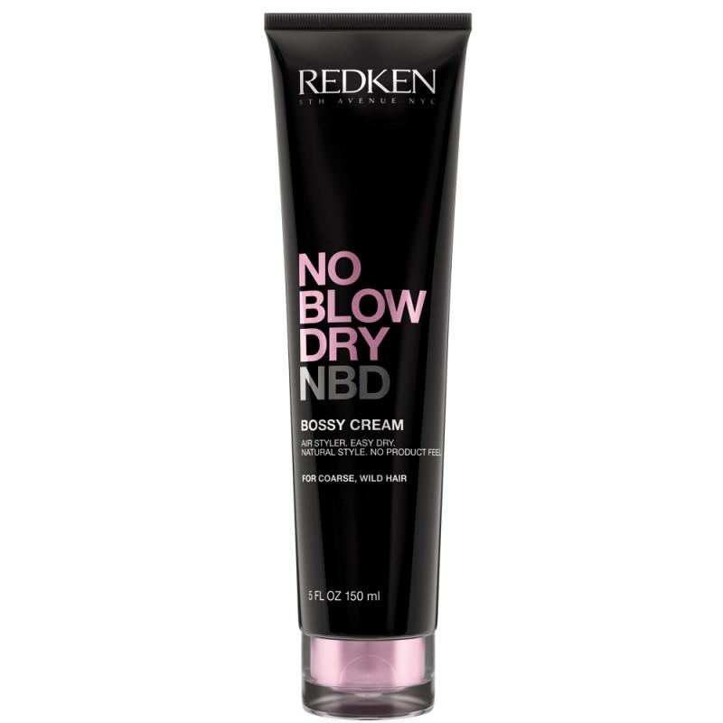 REDKEN Крем для укладки без фена для жестких, непослушных волос / No Blow Dry Bossy Cream 150 мл