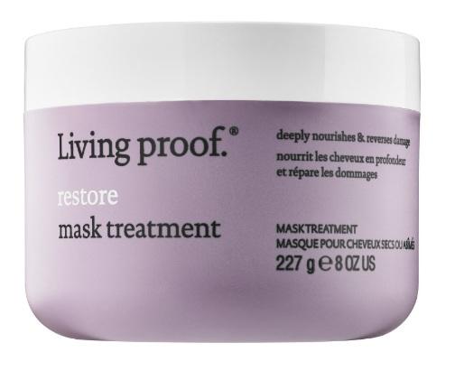 LIVING PROOF Маска восстанавливающая для волос / RESTORE 227 мл  - Купить