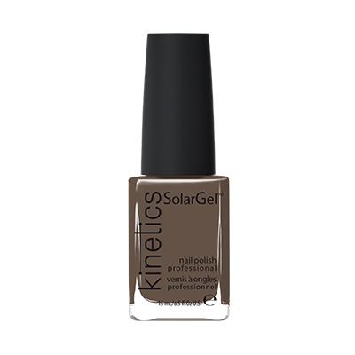 KINETICS 344 лак профессиональный для ногтей / SolarGel Polish Nordic Blue 15 мл