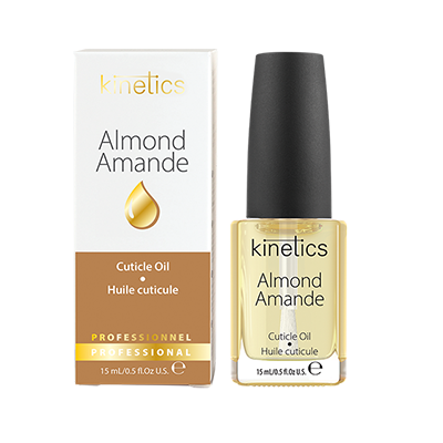 KINETICS Масло увлажняющее кутикулу и ногтевую пластину Almond (миндаль) 15 мл