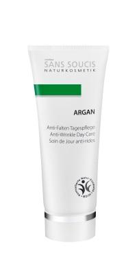SANS SOUCIS Крем против морщин дневной с маслом арганы / ARGAN Anti-Wrinkle Day Care 40мл