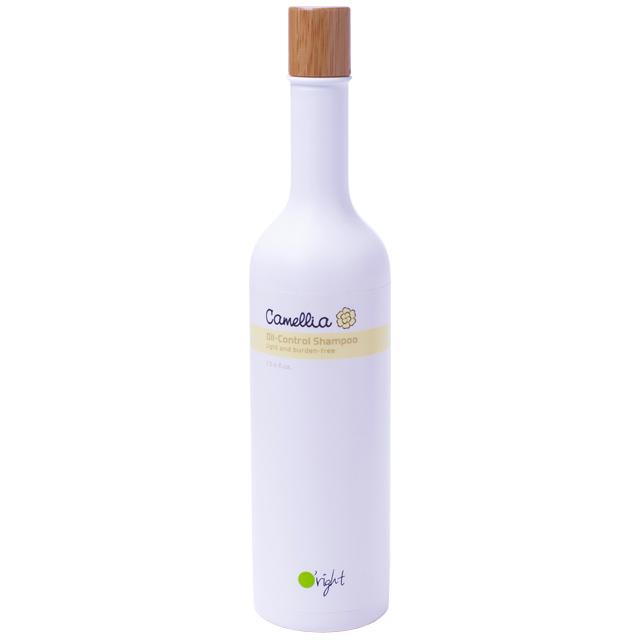 O'RIGHT Шампунь для жирной кожи головы Камелия / Camellia Oil-Control Shampoo 400 мл -  Шампуни
