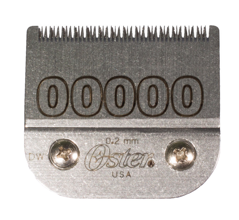 Купить OSTER Нож к машинке 97-44 size 00000 0, 2 мм