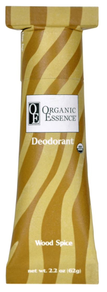 ORGANIC ESSENCE Дезодорант органический Древесно-пряный 62 г