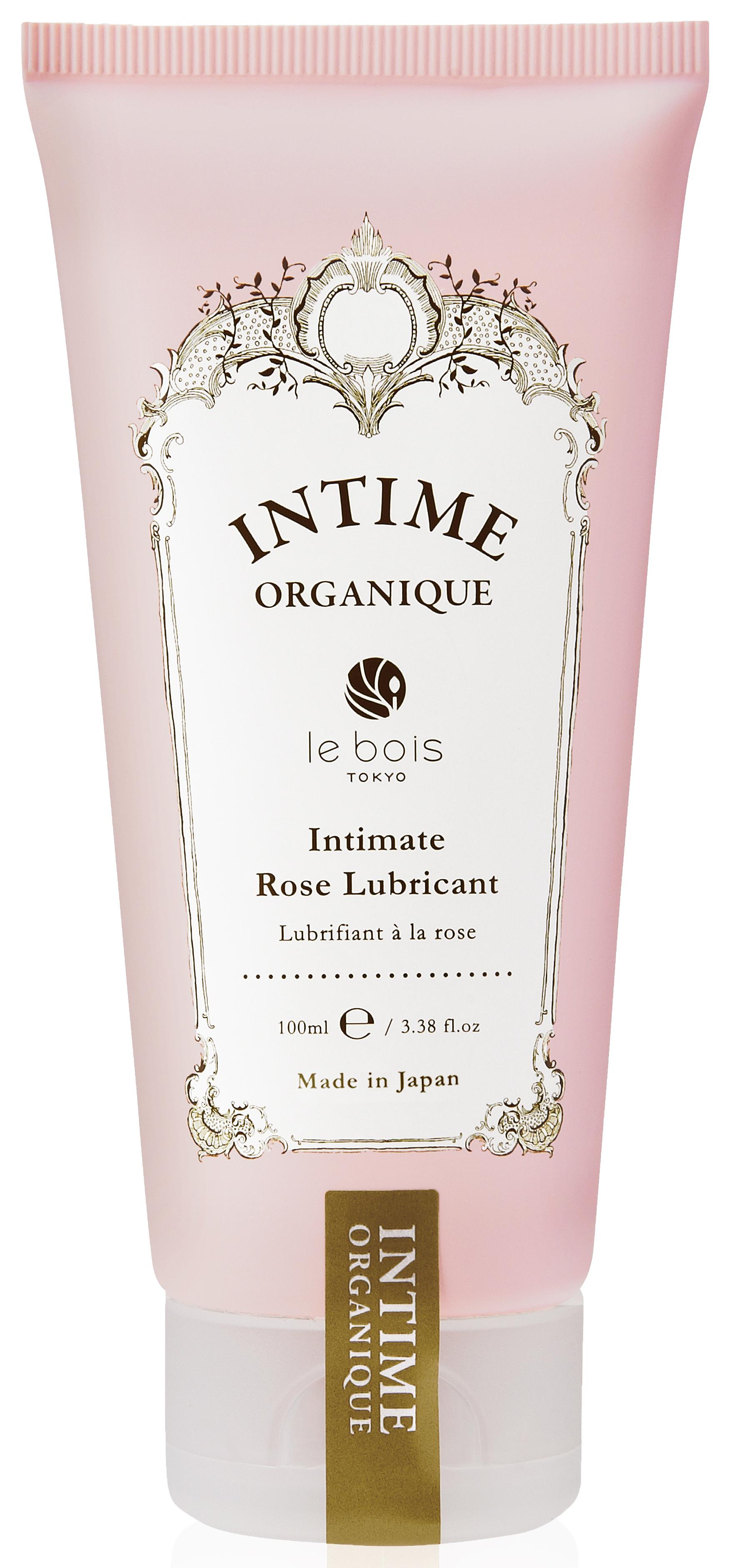 INTIME ORGANIQUE Уход-лубрикант органический увлажняющий / Intimate Rose Lubricant 100 мл - Лосьоны