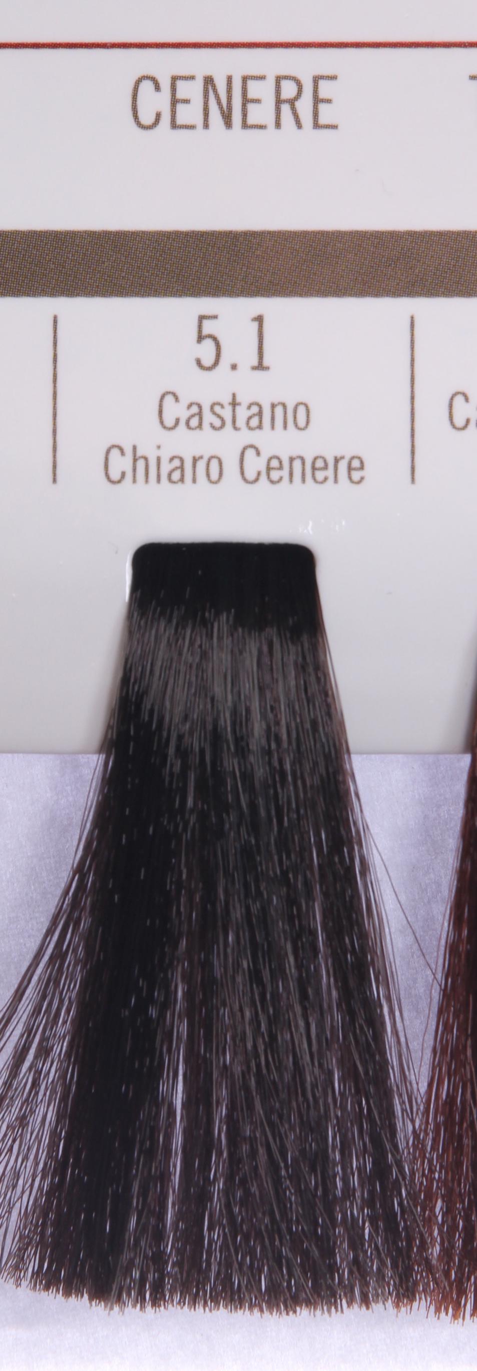 BAREX 5.1 краска для волос / PERMESSE 100мл