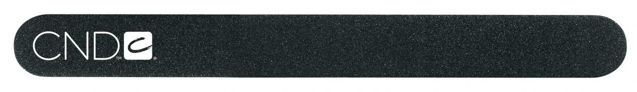 CND Пилка маникюрная 120/240Пилки для ногтей<br>Профессиональная пи лка, имеющая две ра бочие стороны, пре  д  наз начена для об работки натуральных и искусственных ногтей. Очень удобна для про ведения коррекции, для создания гладкой и чис той поверхности. Пластиковая сердцевина, с нанесенной на нее полиэтиленовой пеной, обеспечивает ей долговечность. Можно дезинфицировать в жидких растворах.<br>