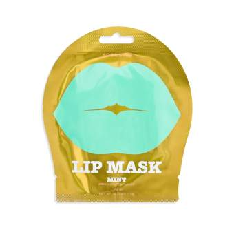 KOCOSTAR Патчи гидрогелевые для губ, c ароматом зеленого винограда / Lip Mask Mint Single Pouch MINT 3 г 1kg folium apocyni veneti extract dogbane leaf extract powder