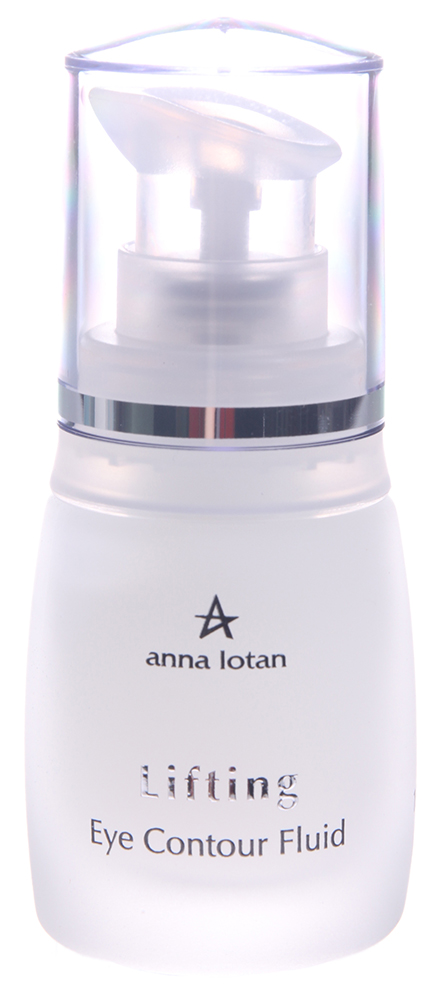 ANNA LOTAN Гель-лифтинг для век / Lifting Eye Contour Fluid 15мл