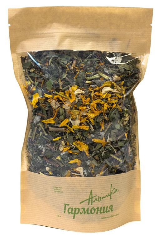 АЛЬПИКА Напиток чайный Гармония 90 г -  Пищевые добавки