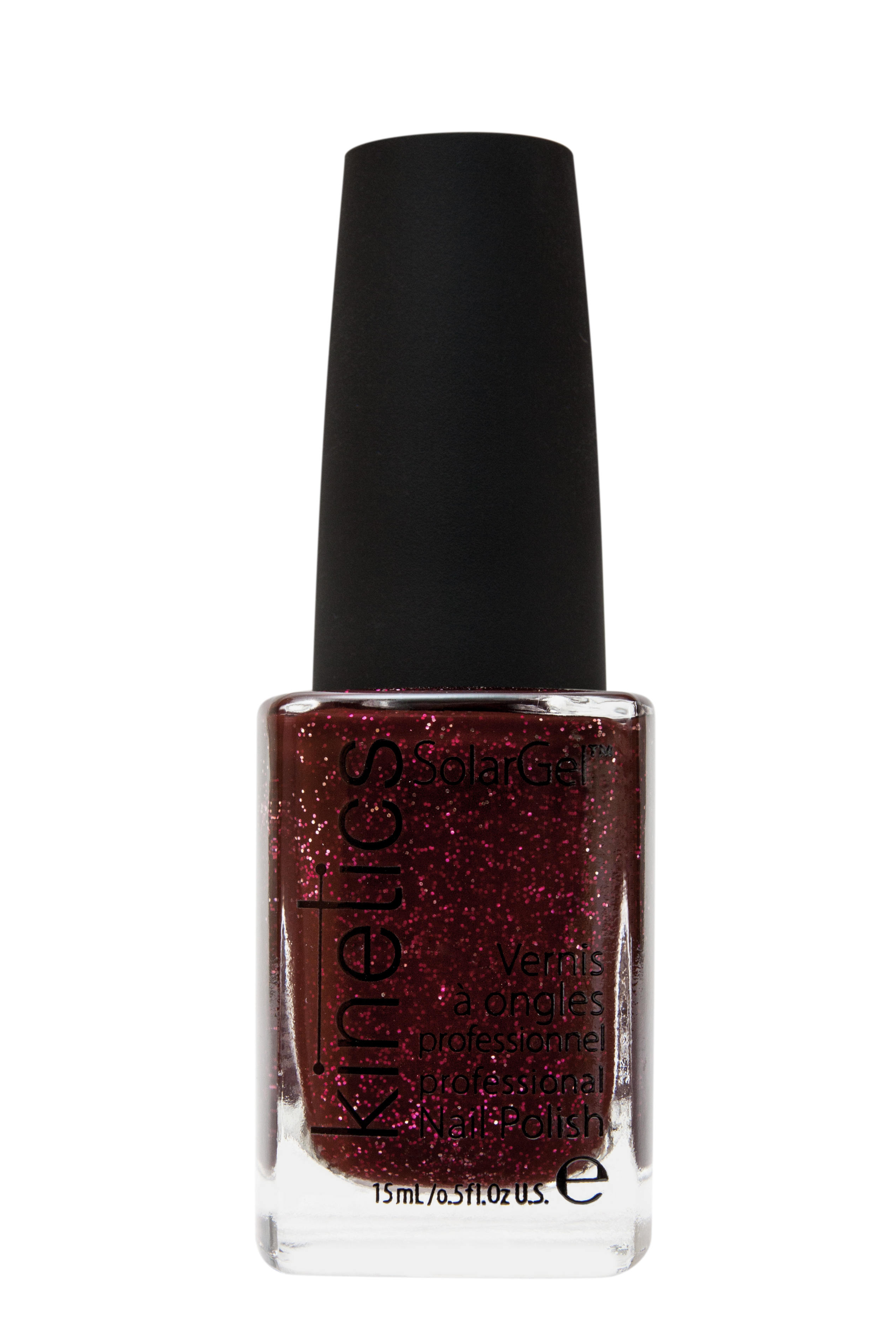 KINETICS 322 лак профессиональный для ногтей / SolarGel Polish TRUE Beauty 15 мл кпб cl 219