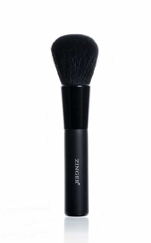 ZINGER Кисть для пудры ворс коза 36мм / zo-4201 NG POUDER BRUSH