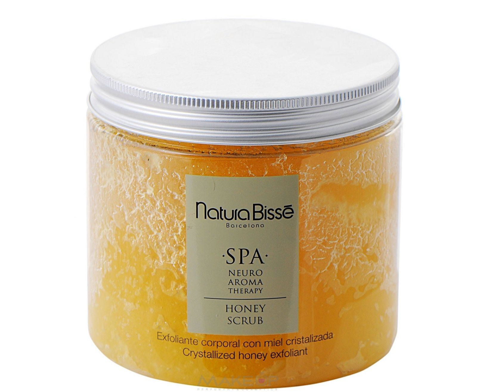 NATURA BISSE ����� ������� / Honey Scrub BODY REGIME 600��