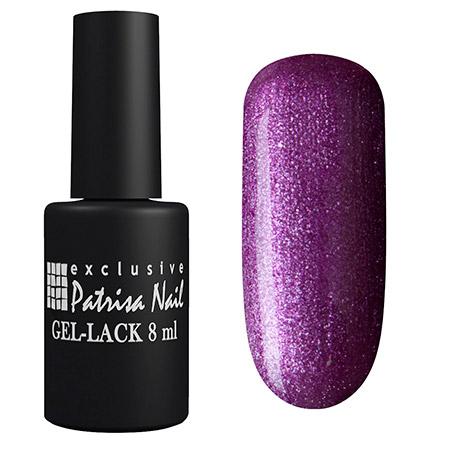 Купить PATRISA NAIL 357 гель-лак для ногтей Авангард 8 мл, Фиолетовые