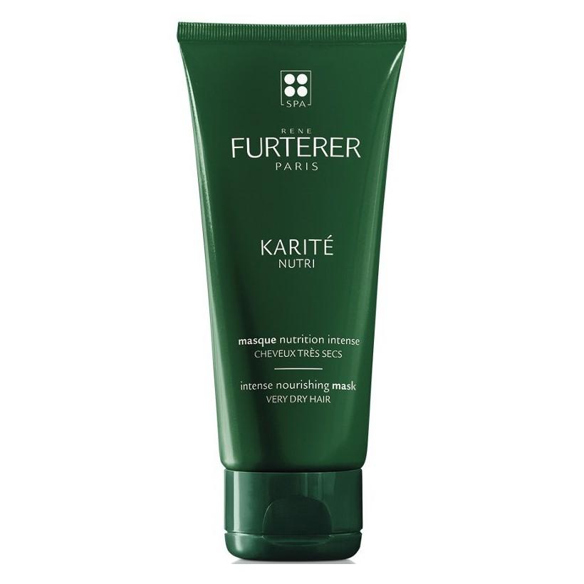 RENE FURTERER Крем-бальзам питательный для очень сухих и поврежденных волос / Karite 100мл