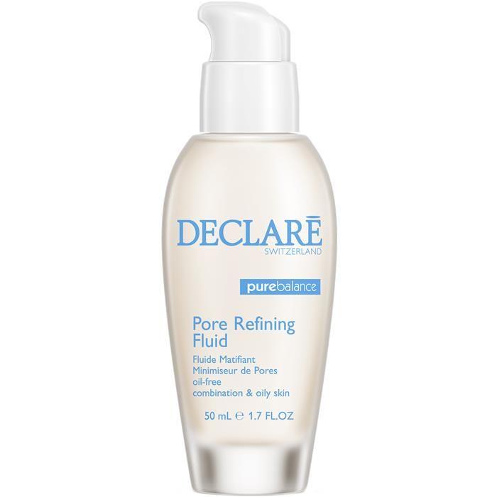 DECLARE Средство интенсивное нормализирующее жирность кожи / Sebum Reducing & Pore Refining Fluid 50 мл - Флюиды