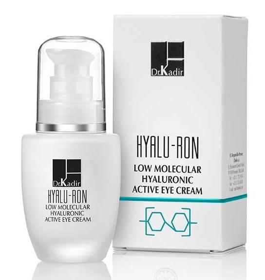 Купить Dr. KADIR Крем гиалуроновый активный для глаз / HYALU-RON 30 мл