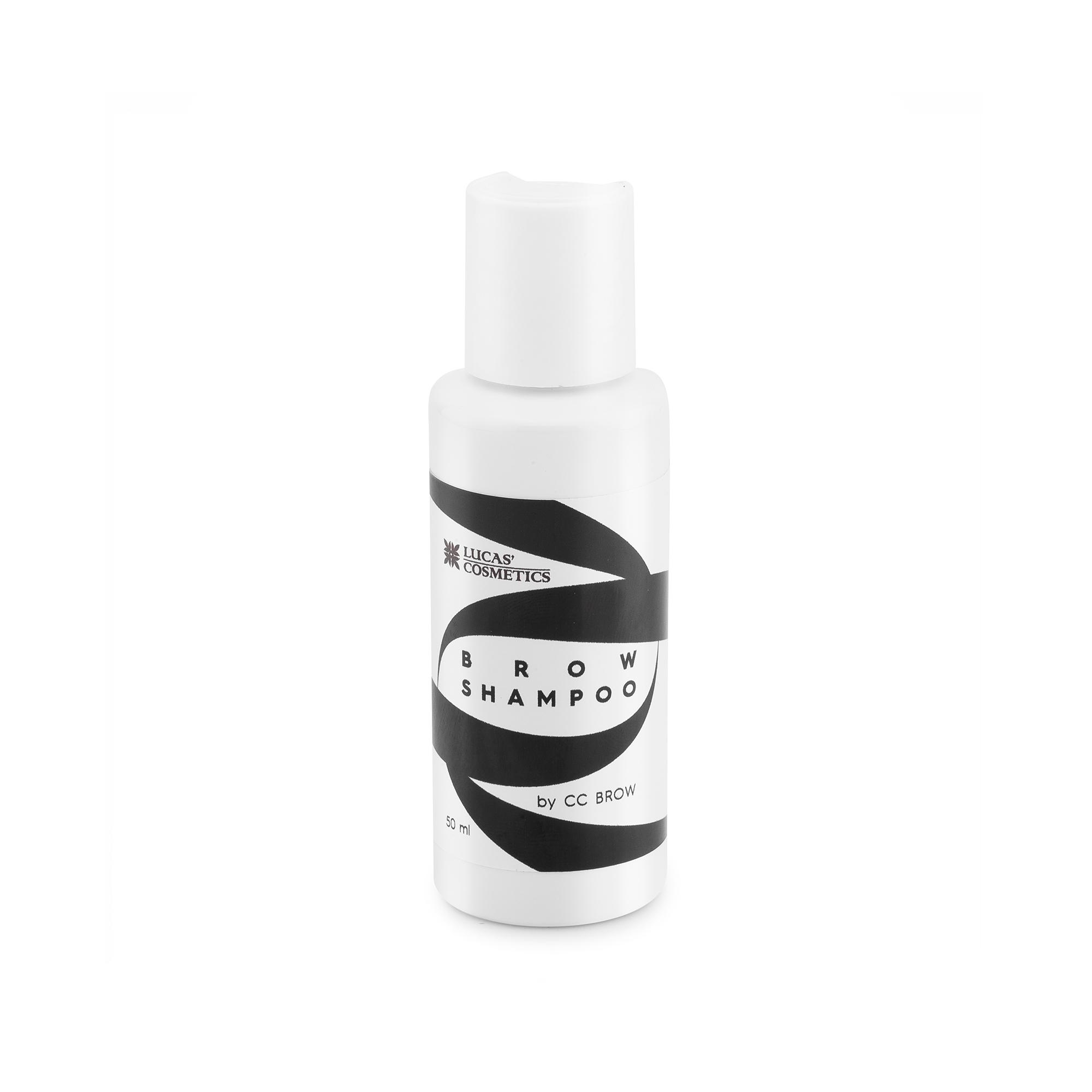 LUCAS' COSMETICS Шампунь для бровей / Brow Shampoo by CC Brow 50 мл