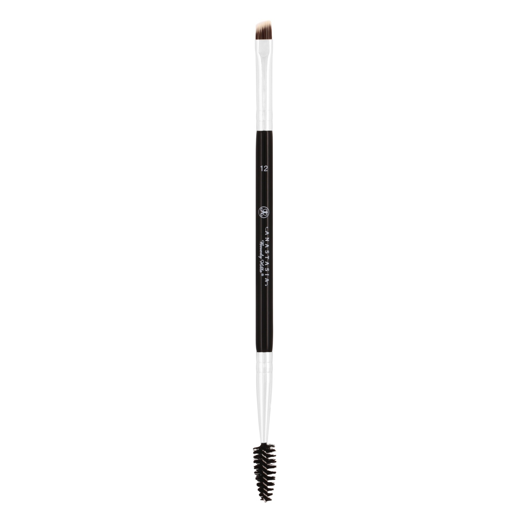 ANASTASIA BEVERLY HILLS ����� ��� ������ 12 / Brow Brush-Duo Synthetic Large